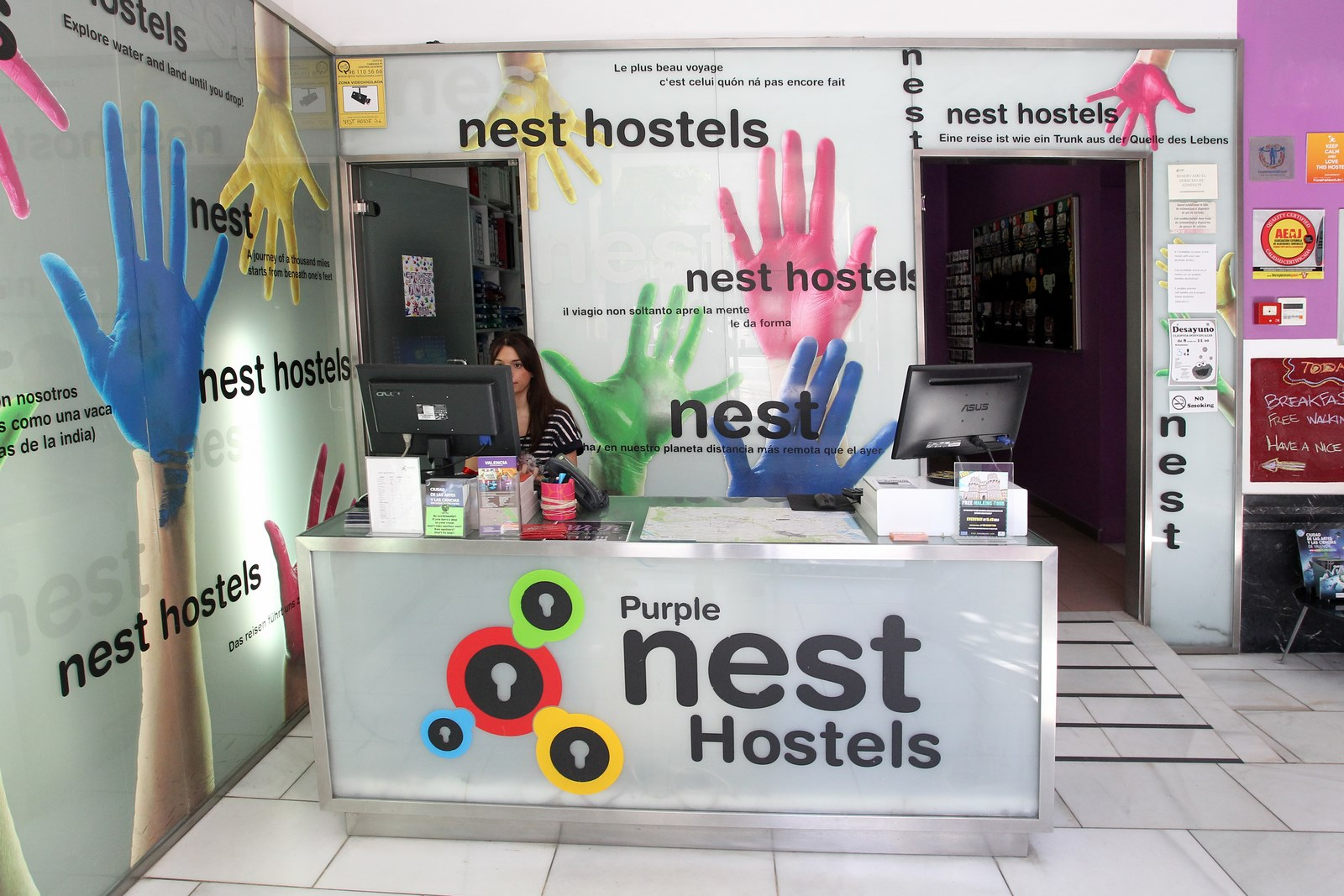 White Nest Hostel Granada